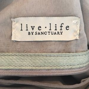 Sanctuary Bags - Live Life by Sanctuary Bag